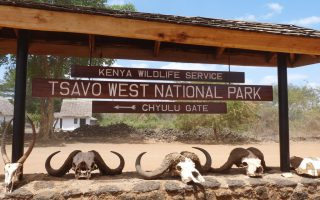 4 Days Tsavo East, West & Amboseli