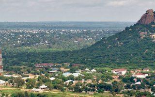 Dodoma Town
