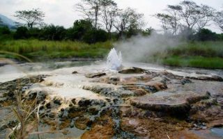 Rwajimba Hot Springs