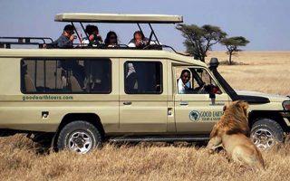 Tipping on Tanzania Safaris