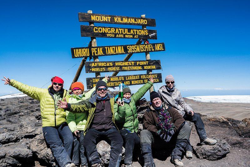 7 Days Kilimanjaro Hiking safari
