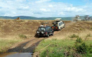 3 Days Ngorongoro Crater & Lake Eyasi