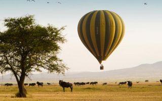 3 Days Serengeti Balloon Safari